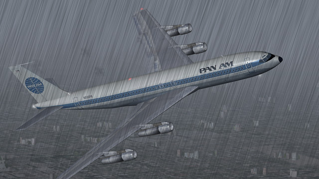 Szemle: Mike Wilson - Boeing 707
