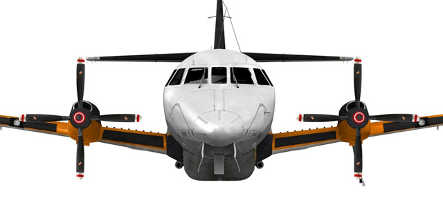 Javier Rollon: Bae Jetstream 31/32