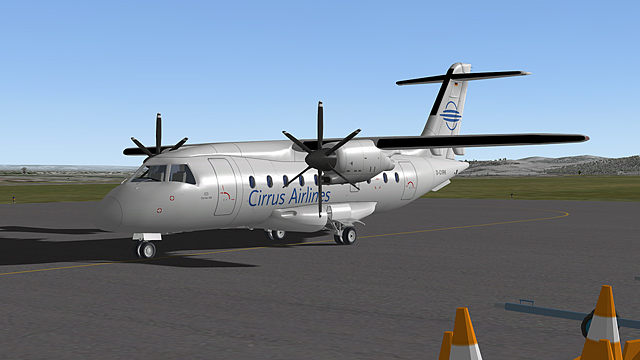 Szemle: Dornier Do 328 Turboprop